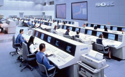 東京指令センター 東京指令センター稼動 東京指令センター お台場のフジテレビ新社屋警備開始 多機