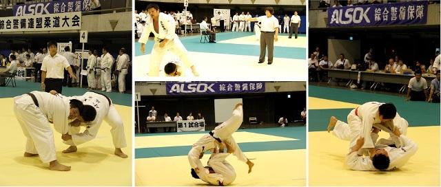 柔道大会2013