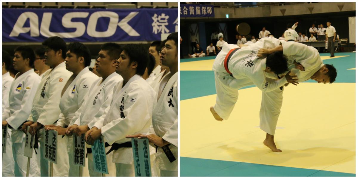 柔道大会2015