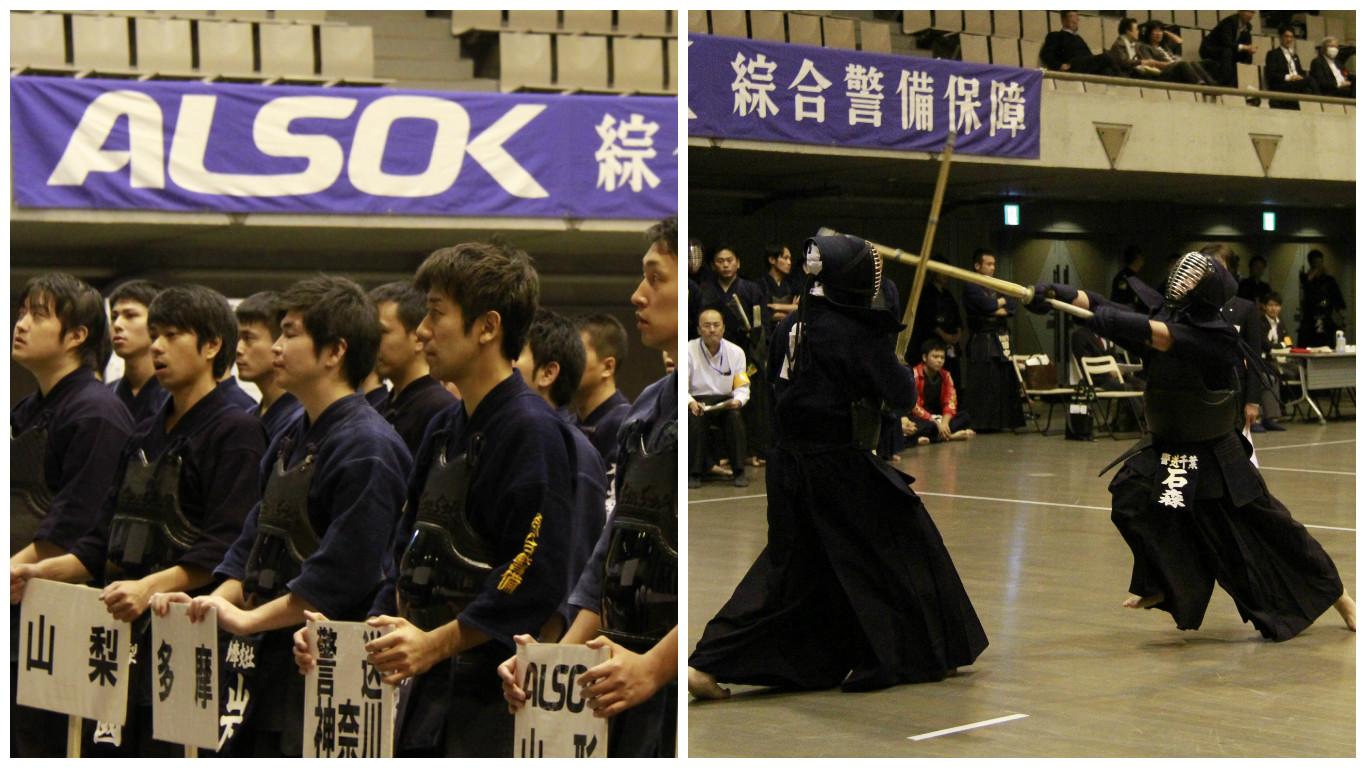 剣道大会2016