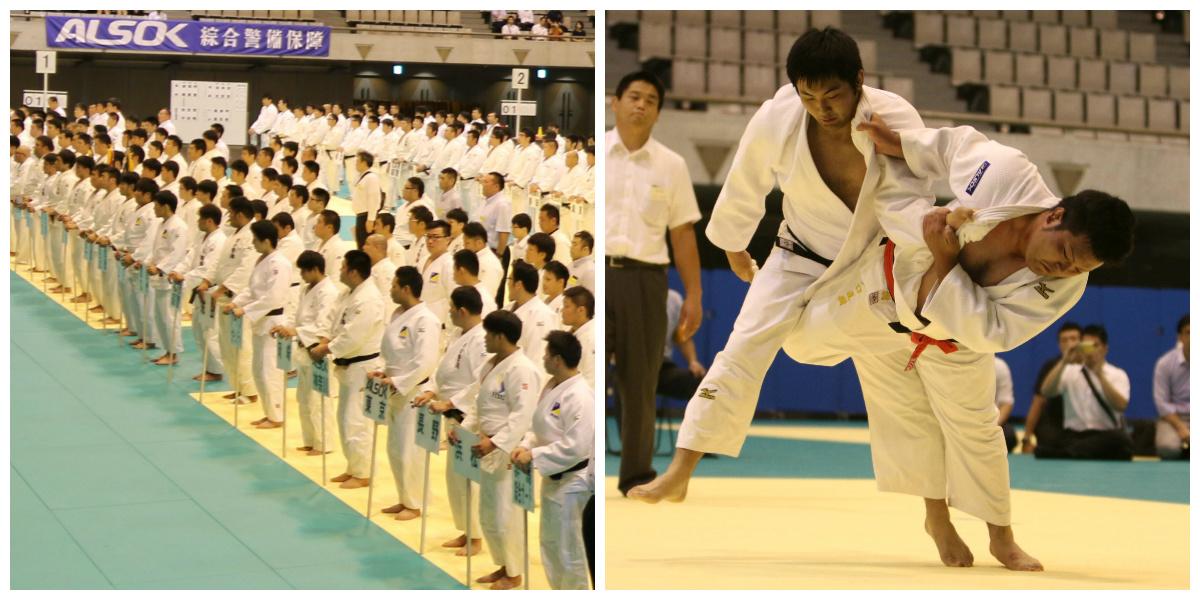 柔道大会2017