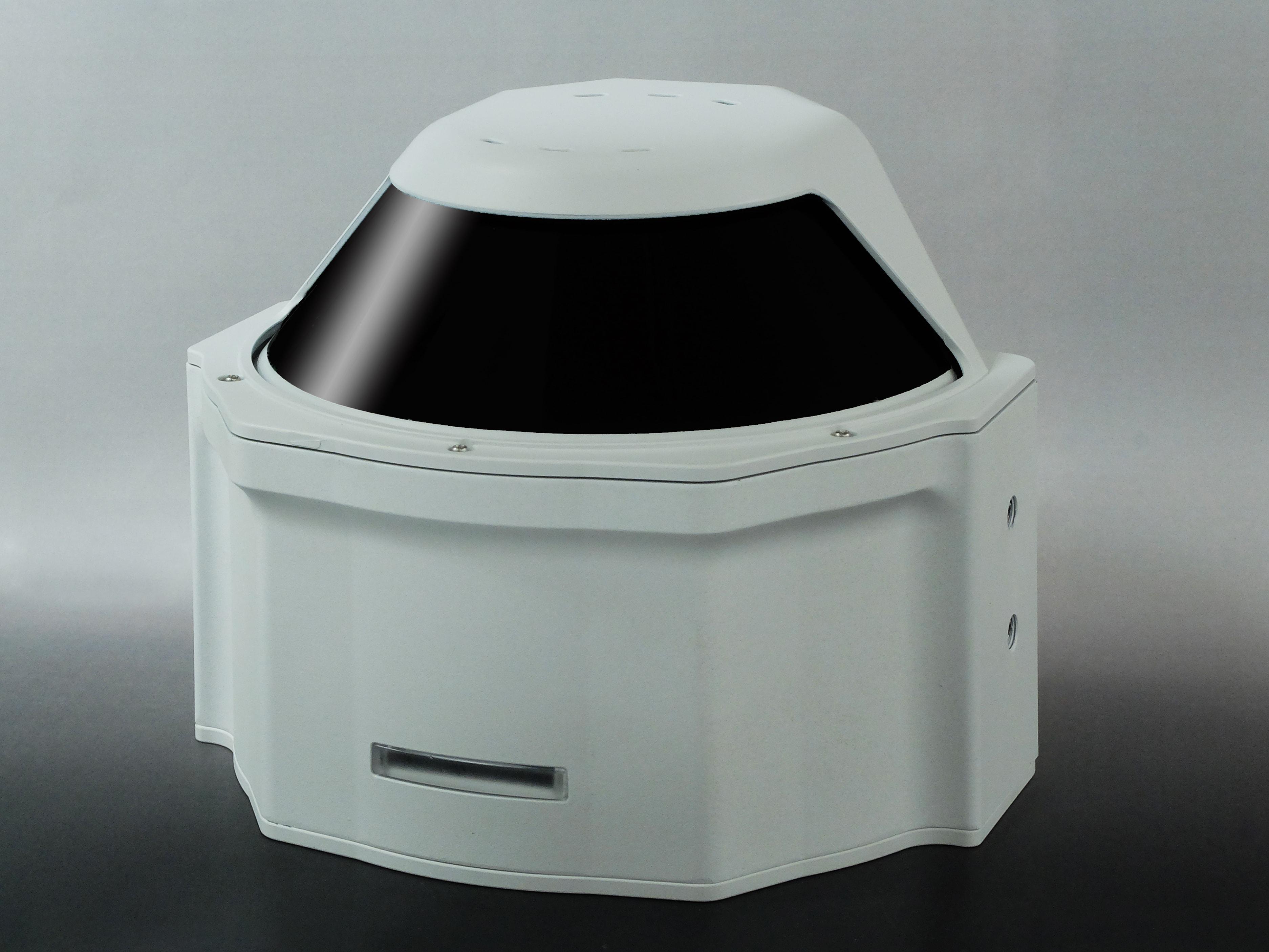 3Dレーザーレーダー