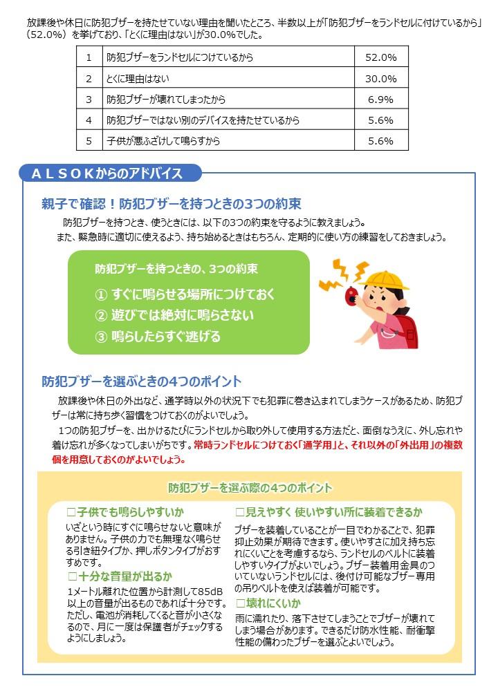 小学生の子供の防犯に関する意識調査_08
