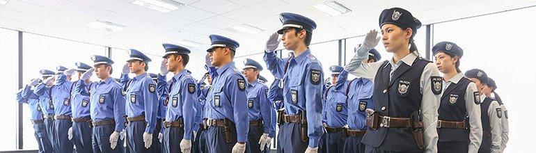 常駐警備・施設警備|法人向けセキュリティのALSOK