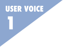 user voice 1