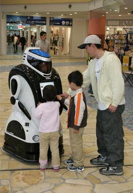 ロボットが日常生活に溶け込むには!?